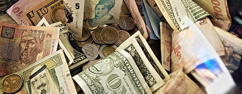 Image showing foreign currency
